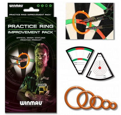 Winmau Simon Whitlock Practice Rings-Trainingsringe