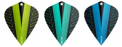 Target Rob Cross Vision Ultra Flight Kite (3er Satz)
