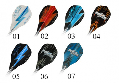 Target Phil Taylor Vision Edge Flights (3er Satz)