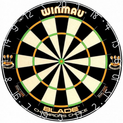Winmau Blade Dual Core Champions Choice Trainer