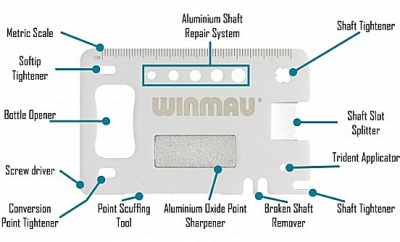Winmau Multitool